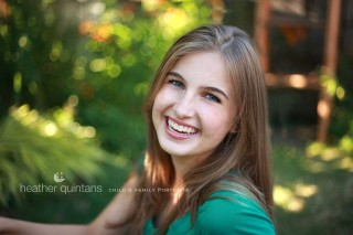 Mukilteo and Edmonds Senior Portrait