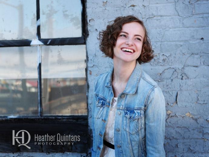 Senior Photographs of Bothell Highschool Mariner Fan