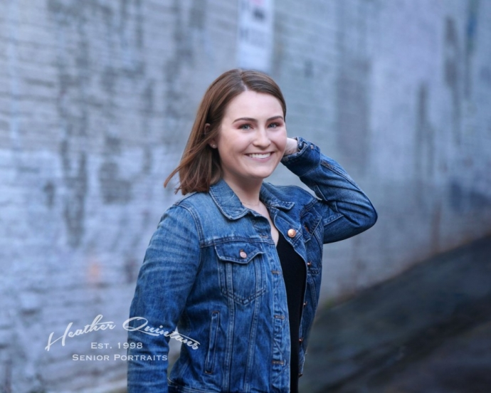 Seattle Senior Portrait